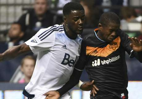 Red cards to exciting draw in Vancouver