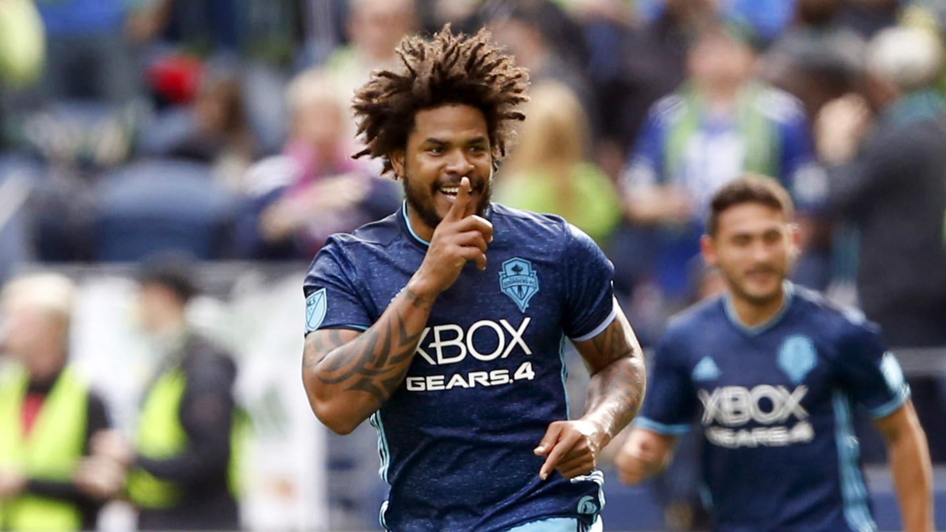 Roman Torres MLS Seattle Sounders 10232016