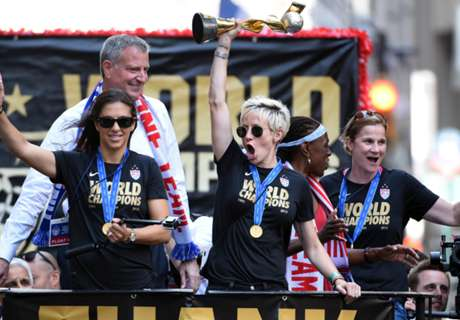 USWNT parts ways with union counsel