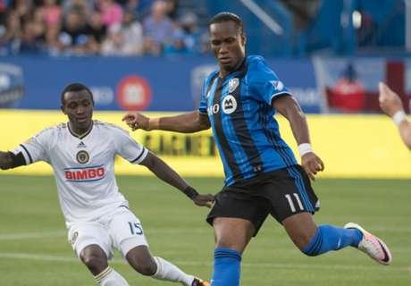 MLS TOTW: Hat-trick heroes up top