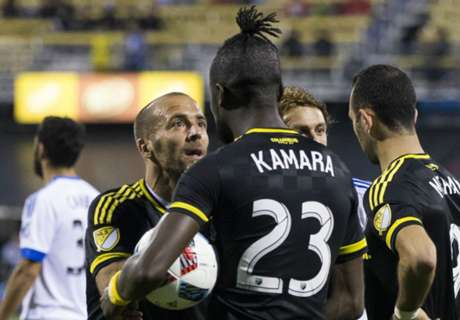 MLS Wrap: Kamara frustrated