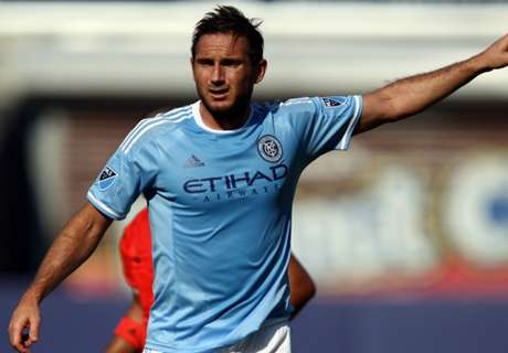 Red Bulls in savage Lampard tribute