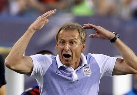'England's right to look at Klinsmann'