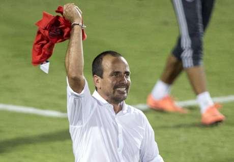 Pareja praises domestic coaching