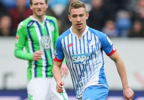 Canouse makes Bundesliga debut