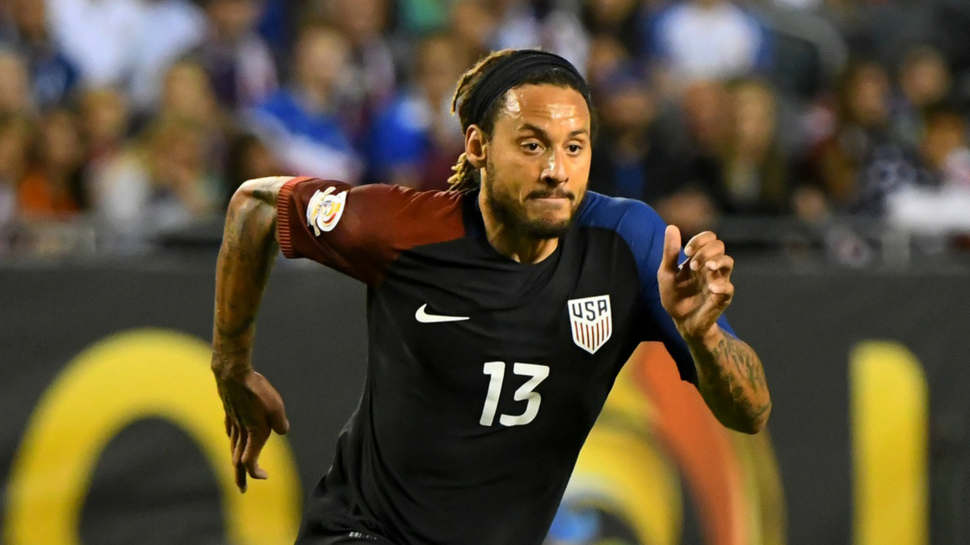 Jermaine Jones USA 06072016