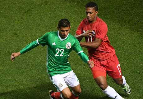 Mexico names Gold Cup squad