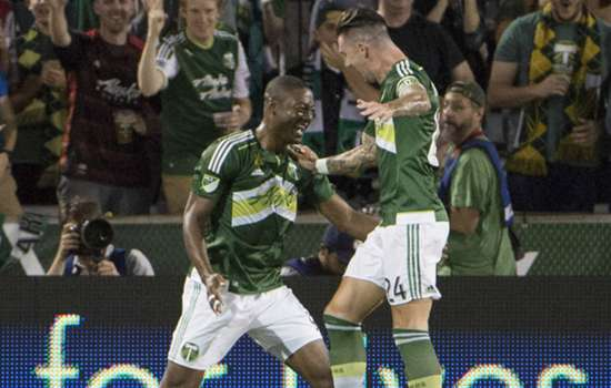 Reigning champions Timbers warming up at just the right time