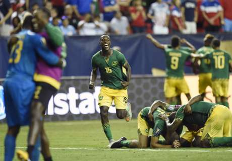 Jamaica, centrada en el fútbol