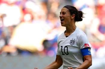 U.S. women lead the way for Ballon d'Or shortlist