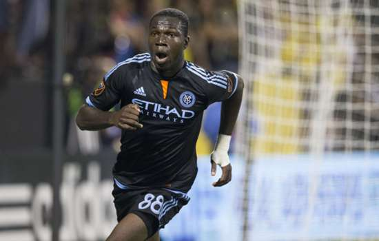 Poku talks about life in Major League Soccer