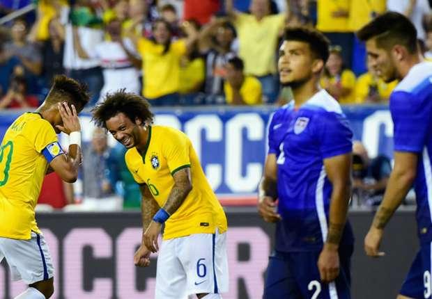 Bebeto, Neymar and Confederations Cup drama - a brief history of Brazil versus USA
