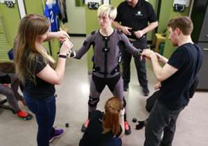 Megan Rapinoe also traveled to Vancouver to assist EA Canada with the game's design.