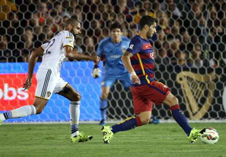 REPORT: Barcelona 2-1 LA Galaxy