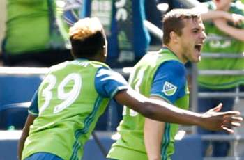 Jordan Morris finding form for Sounders as game 'slows down'