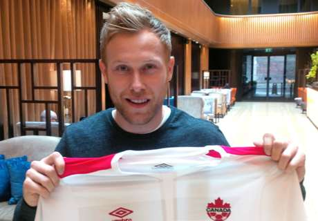 Arfield joins 23-man Canada squad