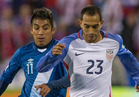 Castillo replaces Chandler for USMNT