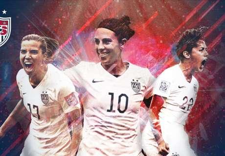 DAFTAR JUARA Piala Dunia Wanita (1991-2015)