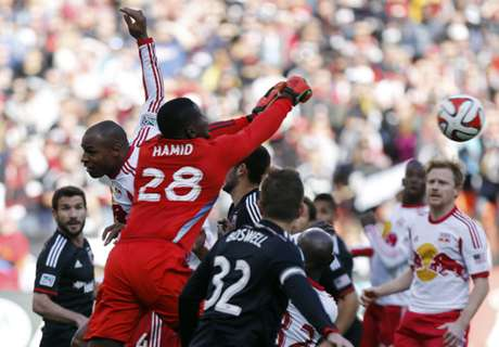 D.C. United pay for first leg defeat
