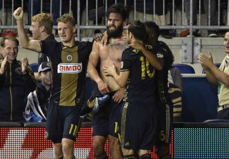 WATCH: Union's Marquez wins it late