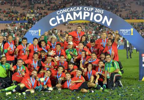 Mexico draws Portugal in Confed Cup