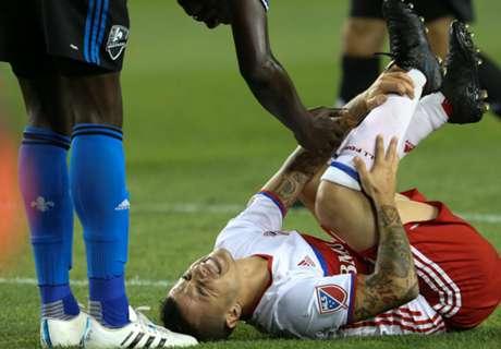 Giovinco injured in TFC loss