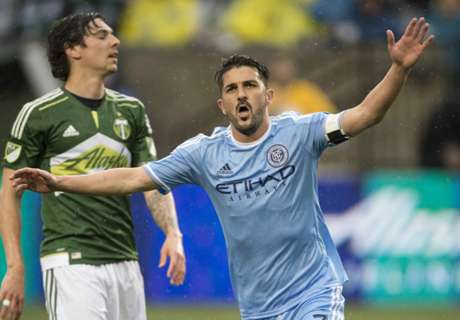 MLS Wrap: NYCFC rolling