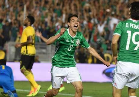 Osorio hopes Mexico takes flight