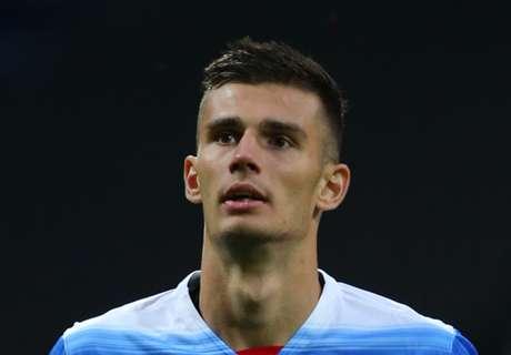 Miazga scores first goal in Europe