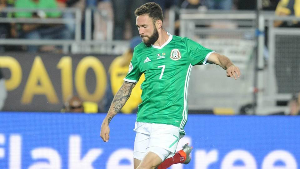 Miguel Layun Mexico Copa America 06092016