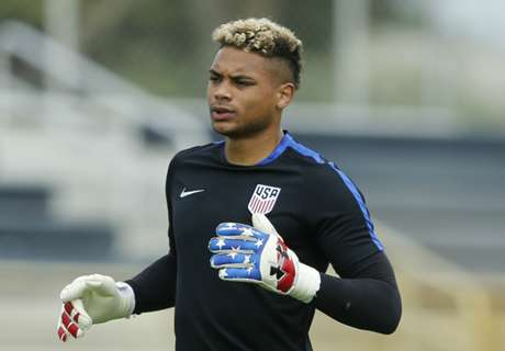 Columbus Crew sign Zack Steffen