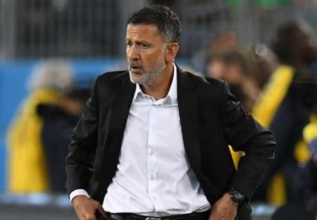 Osorio: 'El 7-0 mi mayor fracaso'