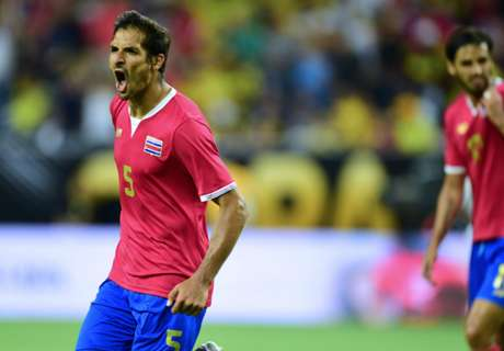 Costa Rica looks ahead to WCQ