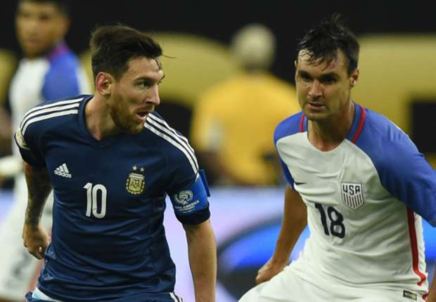 United States 0-4 Argentina: Messi leads Argentina to Copa final
