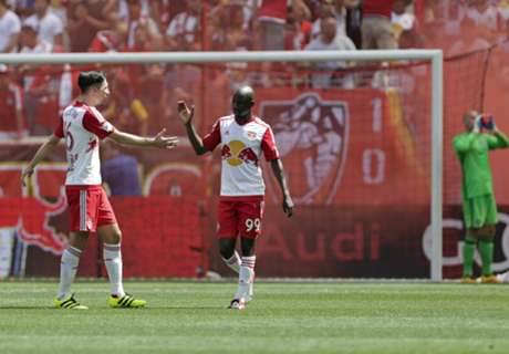 MLS Review: Red Bulls, SKC win