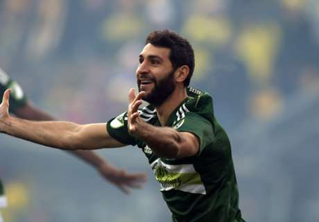 Valeri, Wallace fire Timbers to MLS Cup