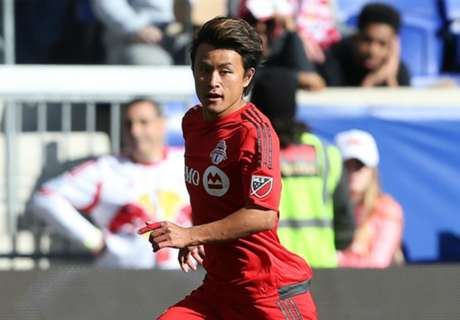 TFC rookie Endoh turning heads