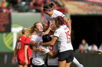 NWSL final set between Western New York and Washington as Thorns rally falls short
