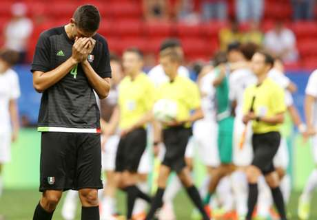 Mexico falls short at Olympics