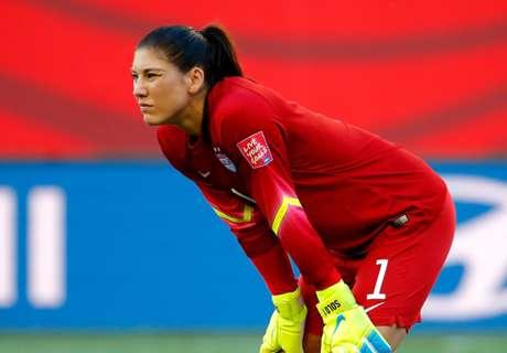 USA 0-0 Sweden: Scoreless draw