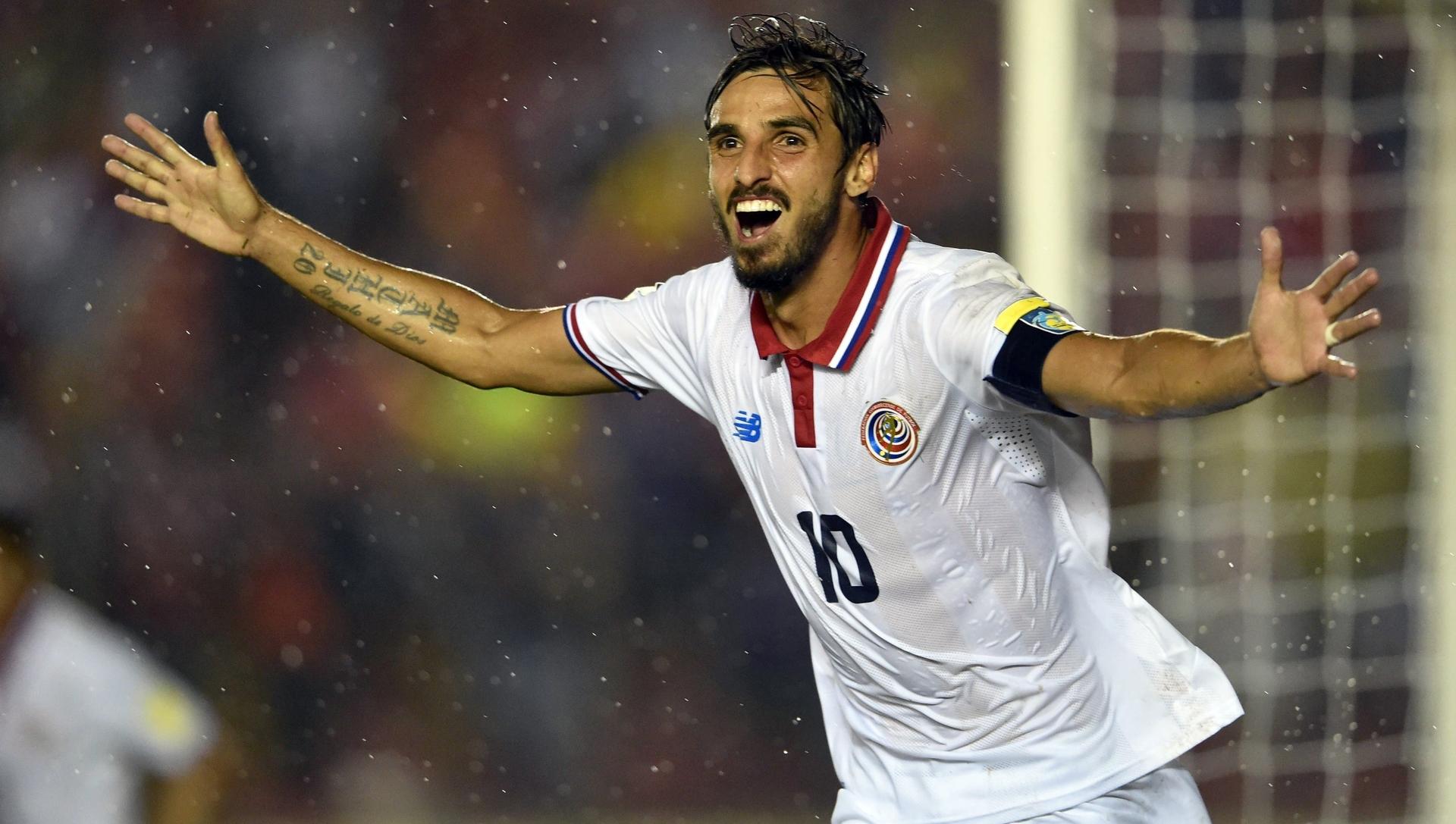 Bryan Ruiz Costa Rica World Cup qualifying 11172015