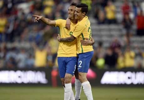 VIDEO - Le superbe hat-trick de Coutinho contre Haiti