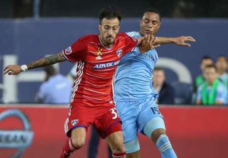 FC Dallas, NYCFC put on a show
