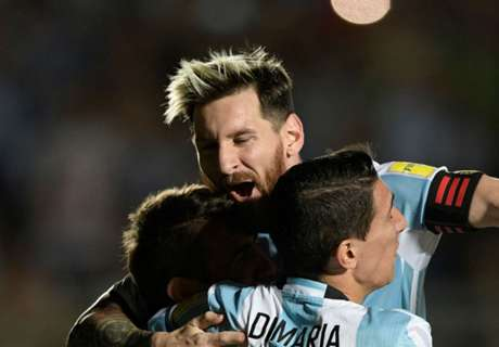 Maestro Messi, but problems persist