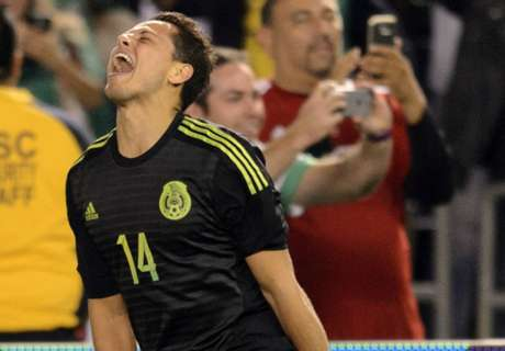 Chicharito didn't want to go to Olympics