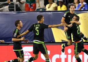 Goal takes a look at the best photos from Mexico's Gold Cup victory over Jamaica in Philadelphia.