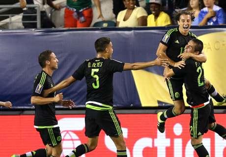 ¡México campeón de la Copa Oro