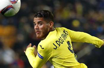 Jonathan dos Santos: It would be a 'dream' to play alongside Giovani