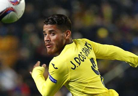 Jonathan dos Santos: 'Dream' to play with Gio