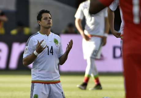 Chicharito shares message of unity